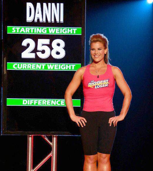 """Danni Allen, winner of season 14 of """"The Biggest Loser,"""" has opened a yoga studio in Evanston called ONE 2 ONE. The studio's name is a reference to the 121 pounds Allen lost on the show."""