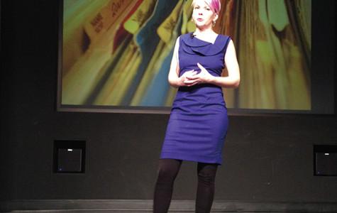 Media expert talks social change, networking at Women's Center event
