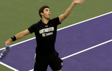 Men's Tennis: Northwestern takes on top foes in Oklahoma