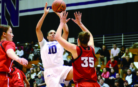 Women's Basketball: Nia Coffey's double-double helps Northwestern fight past No. 21 Nebraska