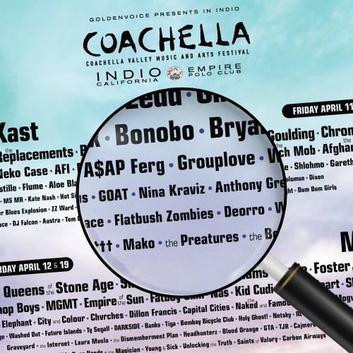 With ticket sales through the roof, this year's Coachella lineup deserves the hype