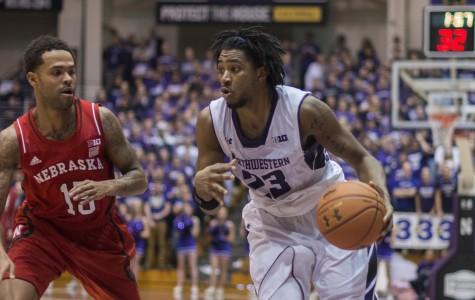 Men's Basketball: Nebraska brings Northwestern's conference run to a halt