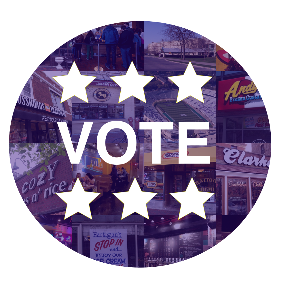 Vote for your favorites in our second annual Best of Evanston contest