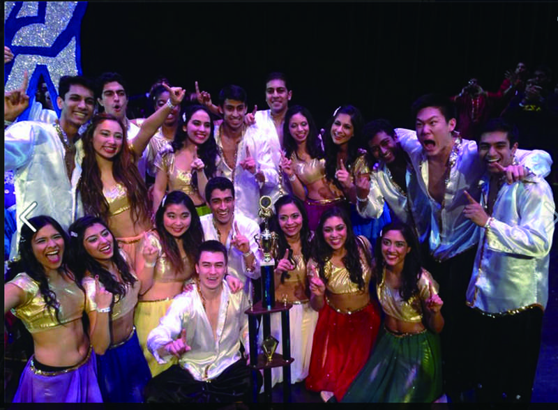 Northwestern's hindi dance team  A-NU-Bhav has made it to Bollywood America for the first time ever. The team earned first place earlier this month in the A-Town Showdown.