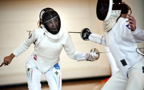Fencing: Wildcats continue gauntlet in Evanston