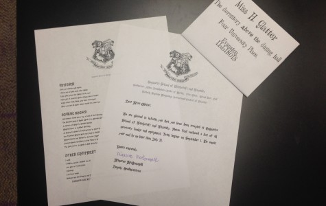 Pincidents: Congratulations on your acceptance to Hogwarts