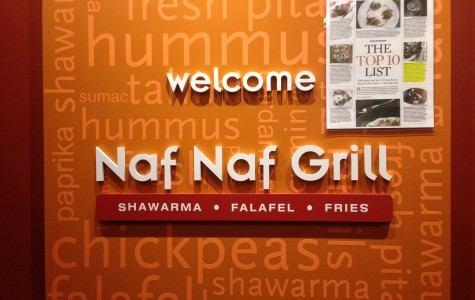 Best New Restaurant: Naf Naf Grill