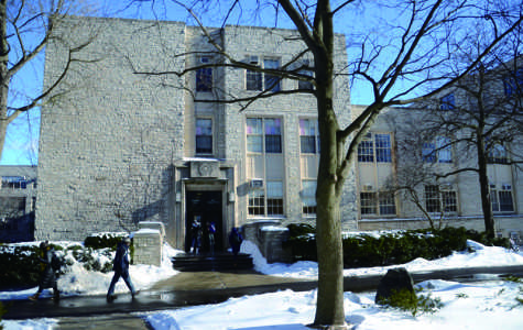The renovation of Kresge Hall is scheduled to begin in 2014. Classes will be moved to several other Northwestern buildings to accommodate the construction, which will run through at least 2017.