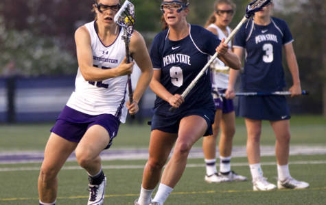 Lacrosse: Wildcats edge Nittany Lions in low-scoring battle