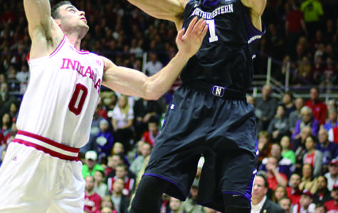 Senior forward Drew Crawford will play an even bigger role for Northwestern with junior guard JerShon Cobb out for the season. Cobb was second on the team — to Crawford — in points per game.