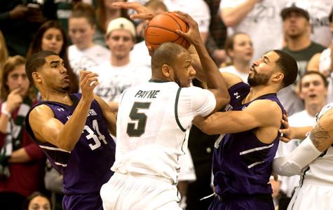 Men's Basketball: Dominant Michigan State snaps Northwestern's road winning streak