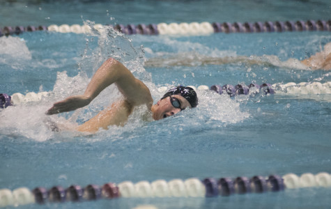 Men's Swimming: Refocused Northwestern ready to step out of Grevers' shadow at Big Tens