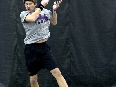 Men's Tennis: Northwestern lets Harvard match slip away, finds redemption against N.C. State, Valpo