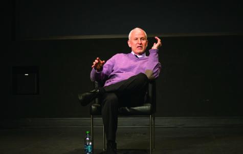 Schapiro talks socioeconomic concerns at Quest Scholars fireside