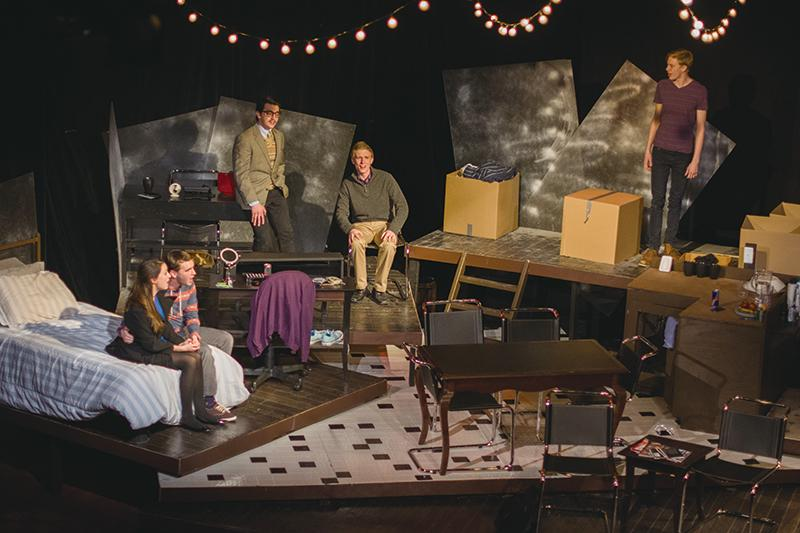 Northwestern%E2%80%99s+Jewish+Theatre+Ensemble+is+presenting+%22Next+To+Normal%22+in+the+Louis+Room+of+Norris+University+Center.+JTE+was+founded+in+1995.+