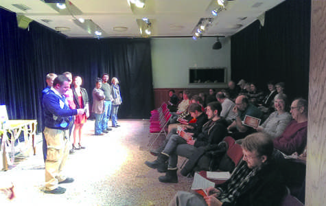 Local playwrights bring laughs to Piccolo Theatre