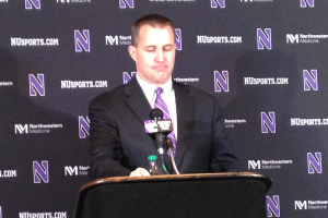 Football: Fitzgerald downplays Signing Day hype while introducing newest Wildcats