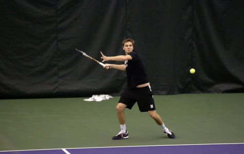 Men's Tennis: Northwestern starts grueling three-match home stretch