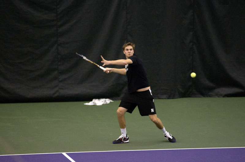 "Sophomore Fedor Baev is not taking Rice lightly, despite the Owls' unranked lineup. ""We're expecting a huge fight,"