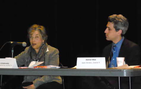 Panel of political representatives discuss mental health with community