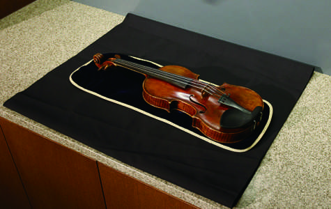 Updated: Police: Nearly 300-year-old Stradivarius violin stolen from Bienen lecturer found in Milwaukee