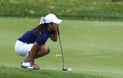 Sophomore Suchaya Tangkamolprasert opened poorly at the Lady Puerto Rico Classic but bounced back with a strong 18 holes the next day to lead Northwestern to third place in the event.