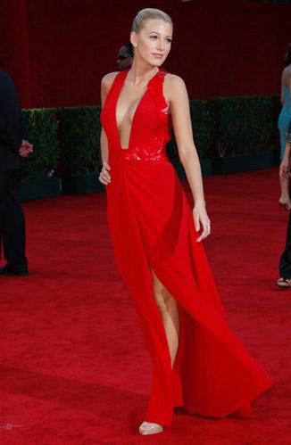 Celebrity Spotlight Blake Lively S Three Best Red Carpet