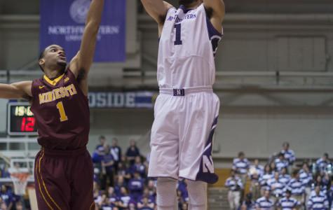 Men's Basketball: Northwestern's offense vanishes in loss to Minnesota