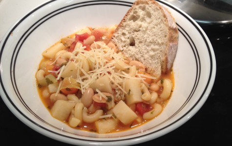 Cooking and Recipes: minestrone soup
