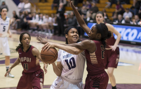 Women's Basketball: Northwestern rolls over IUPUI in NIT second round