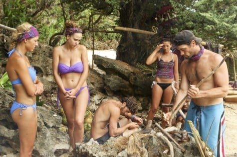 I Will Survive: Recapping the second episode of 'Survivor: Cagayan'