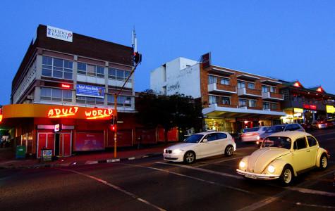 Susan Du's Take on Johannesburg