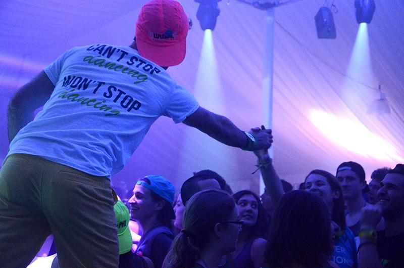 Dance Marathon 2014: Block 1 recap