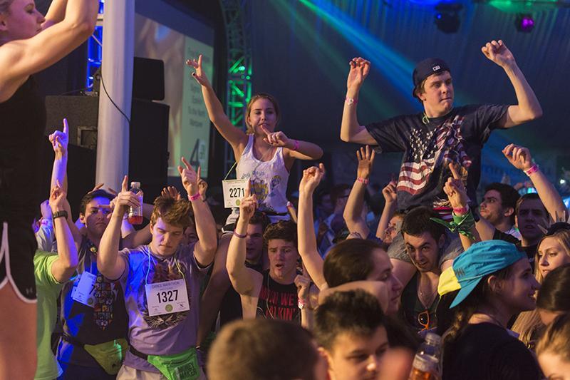 Dance Marathon 2014: Block 3 recap
