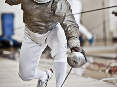 Fencing: Wildcats unsatisfied by third place finish at MFC Championships