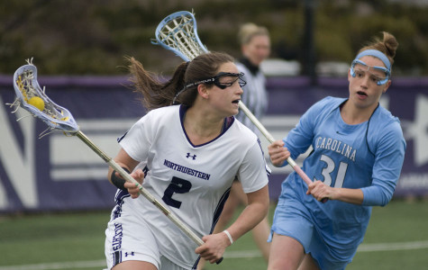 Lacrosse: Northwestern takes down No. 1 North Carolina for 300th program win