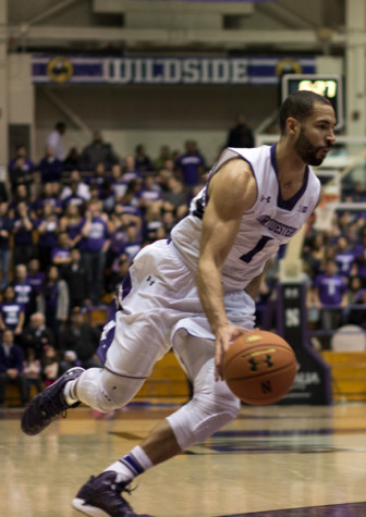 Men's Basketball: Northwestern seniors go out with a whimper in 7th straight loss