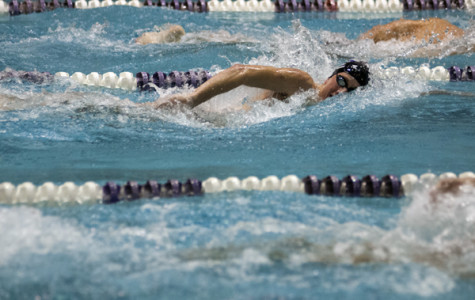 Though Northwestern ended up ninth at the Big Ten Championships, sophomore Jordan Wilimovsky qualified for the NCAA Tournament in the 1,650-yard freestyle with a personal-best time of 14:42.99.