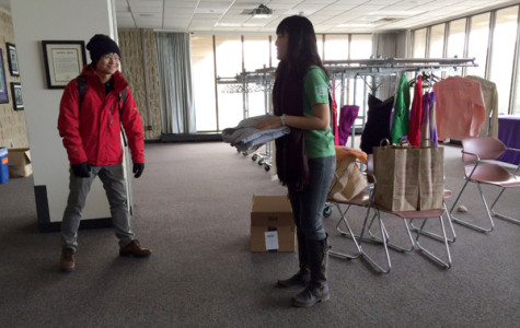 Northwestern Eco-Reps organizes drive for unwanted items