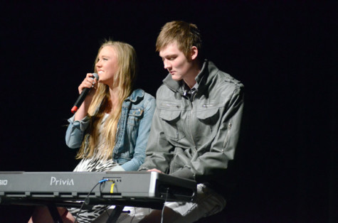 Student-athletes raise nearly $2,900 for Dance Marathon in annual talent show