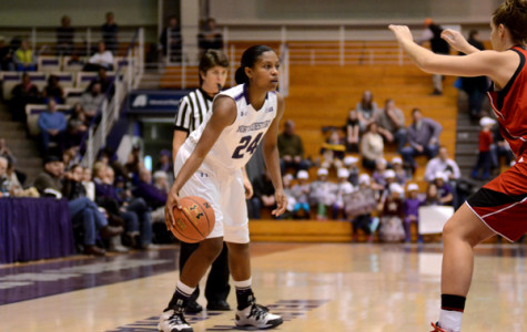 Women's Basketball: Wildcats scrape out win in first round of NIT