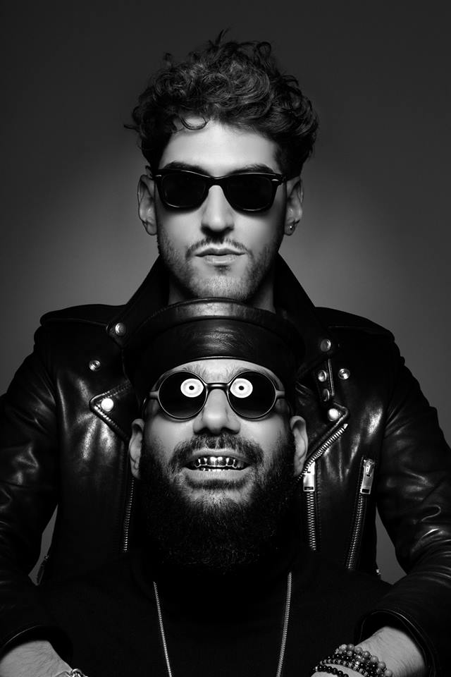 Electro-funk duo Chromeo will headline A&O Ball, scheduled for Friday at the Riviera Theatre in Chicago.
