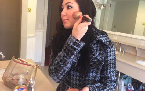 Makeup Mavericks: Medill senior Lara Walsh