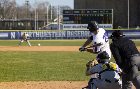 Baseball: Northwestern snaps losing streak in blowout win over Valparaiso