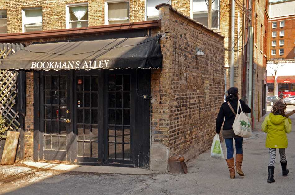 Bookends & Beginnings will replace Bookman's Alley at the legendary Evanston store's former Sherman Avenue location. Nina Barrett, the store's owner, said the new shop will offer an assortment of modern and vintage books.