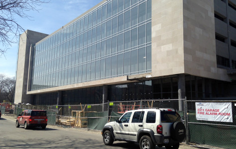 Next phase of North Campus construction to begin Monday