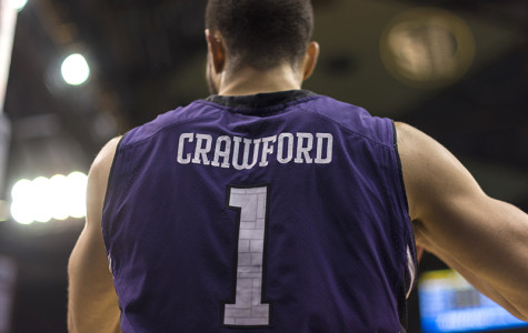 Men's Basketball: Drew Crawford, by the numbers