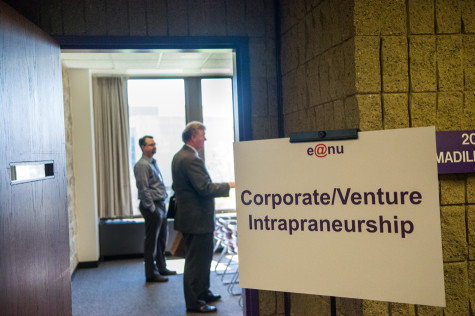 Northwestern hosts entrepreneurial conference featuring workshops and speakers