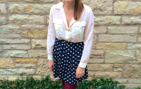 Street Style Inspiration: Bows and polka dots