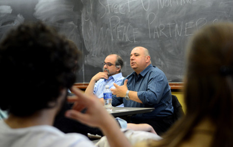 J Street U speakers discuss Israeli-Palestinian conflict and the 2-state solution